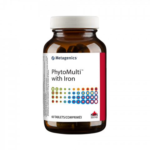 PhytoMulti™ with Iron